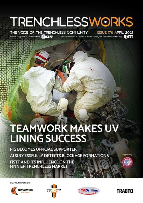 Trenchless Works April issue